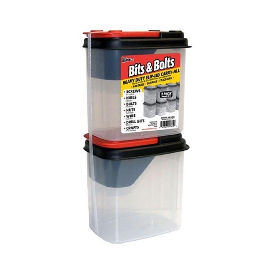 Buddeez Bits/Bolts Storage Bin
