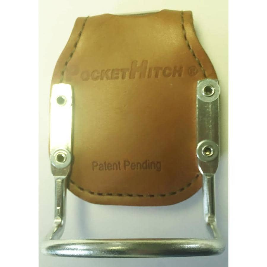 3-cu in Leather Tool Pouch