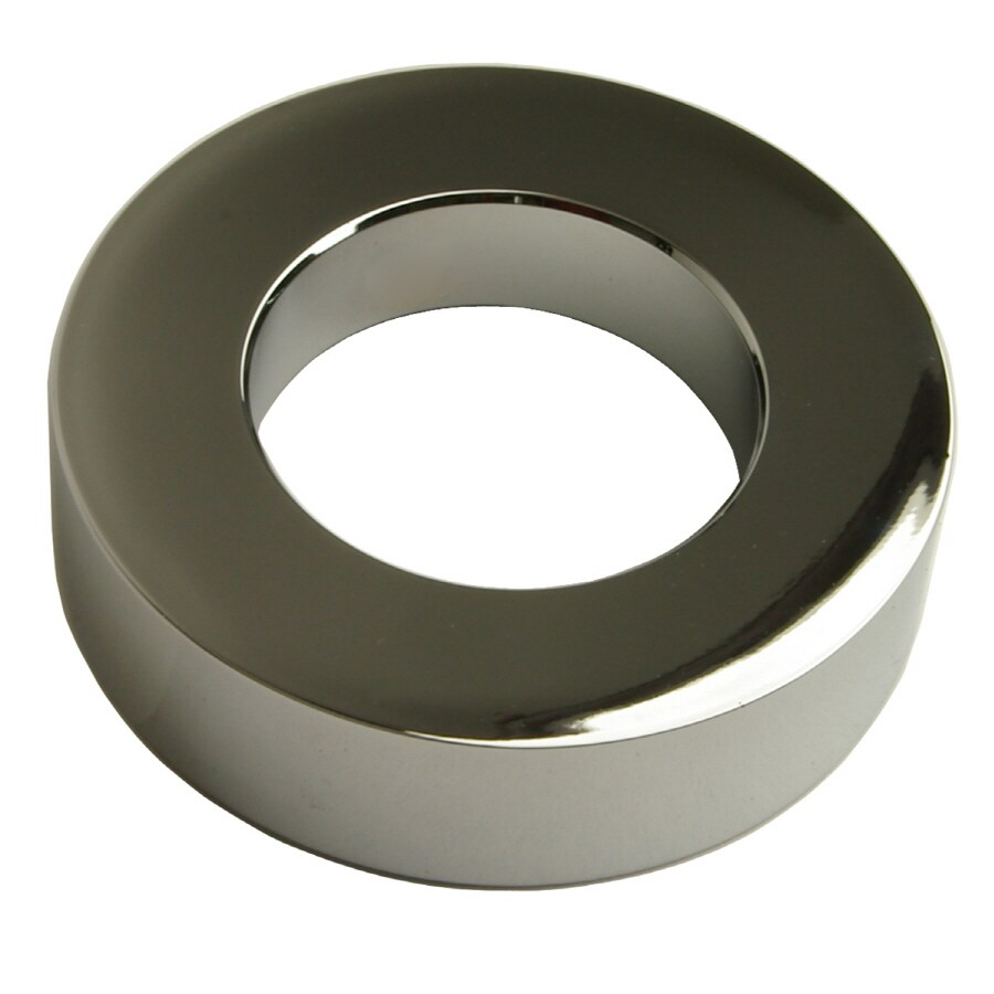 Giagni Polished Chrome Mounting Ring for Vessel Sink