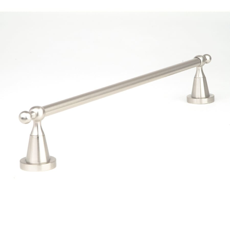 Giagni Dolo Brushed Nickel Single Towel Bar (Common: 18-in; Actual: 20.5-in)