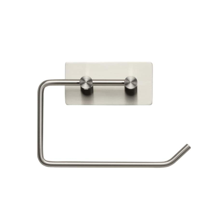 Giagni Stainless Steel Wall Mount Single Post Toilet Paper Holder In The Toilet Paper Holders Department At Lowes Com