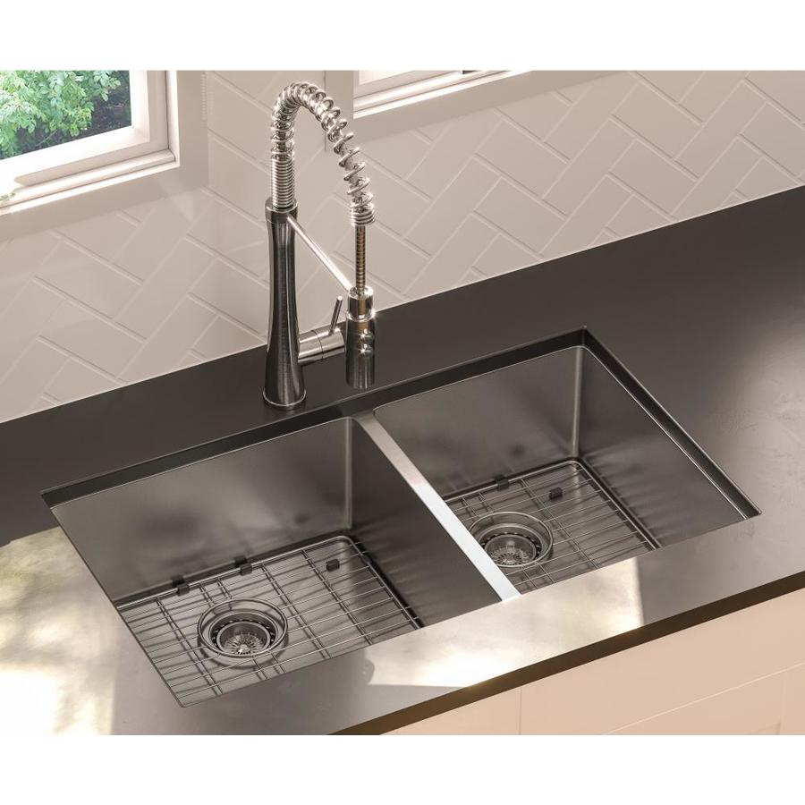 stainless sinks 19 x 33