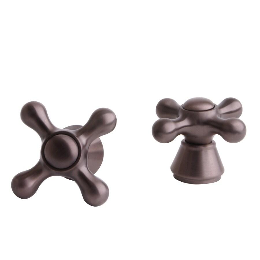 Giagni 2-Pack Bronze Faucet Handles