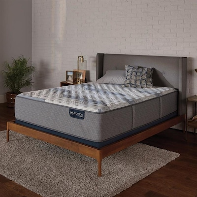 Serta iComfort Hybrid Blue Fusion 100 Full Hybrid 12.25-in Firm Mattress