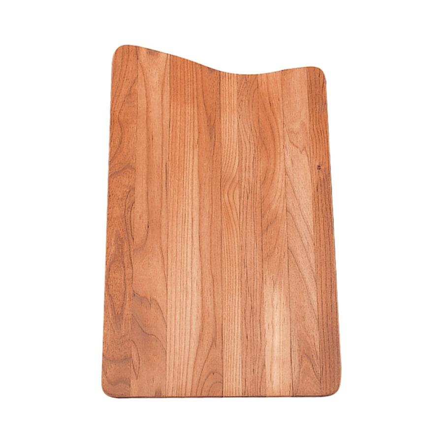 BLANCO 19-3/4-in L x 12-in W Wood Cutting Board