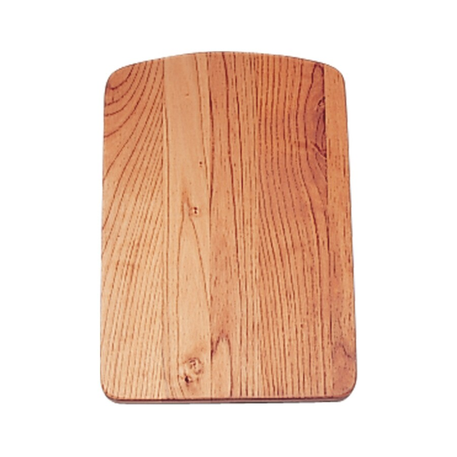 BLANCO 13-3/8-in L x 6-3/8-in W Wood Cutting Board