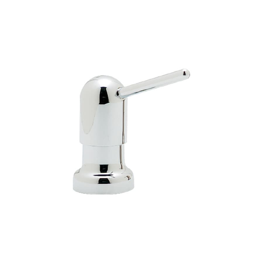 BLANCO Milano Polished Chrome Soap and Lotion Dispenser