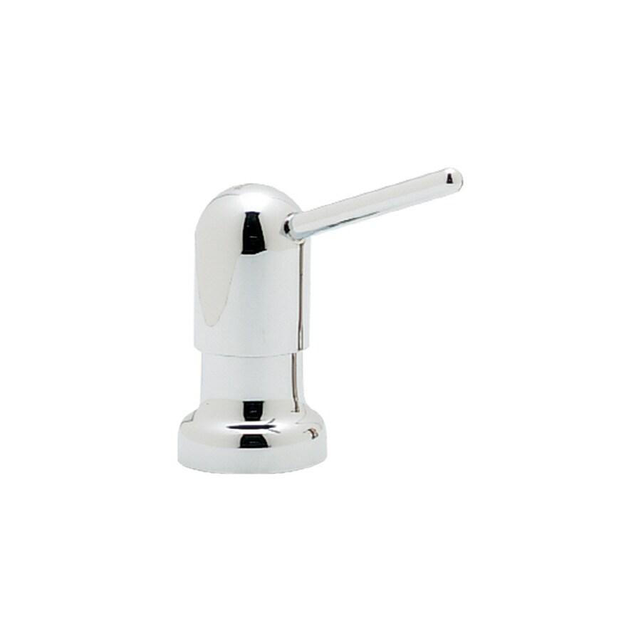 BLANCO Milano Polished Chrome Soap and Lotion Dispenser