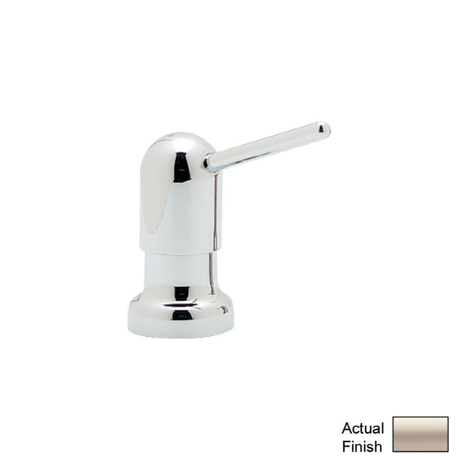 BLANCO Milano Satin Nickel Soap and Lotion Dispenser