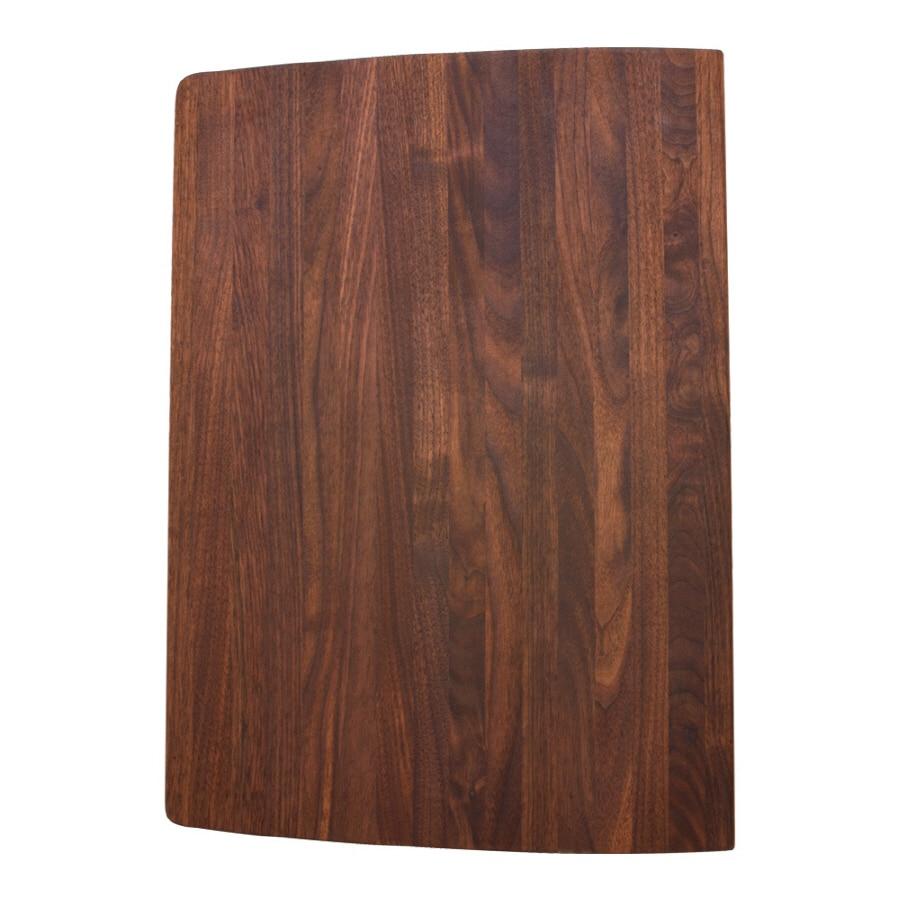 BLANCO 18-7/8-in L x 12-7/8-in W Wood Cutting Board