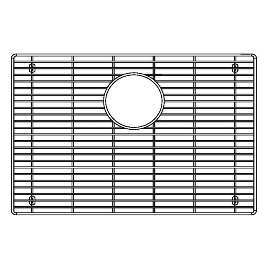 BLANCO 16.5-in x 25.5-in Sink Grid