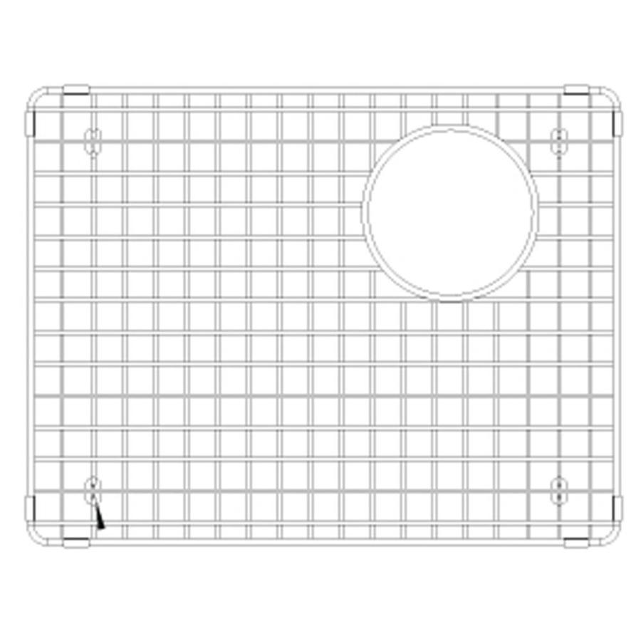 BLANCO 13.875-in x 18-in Sink Grid