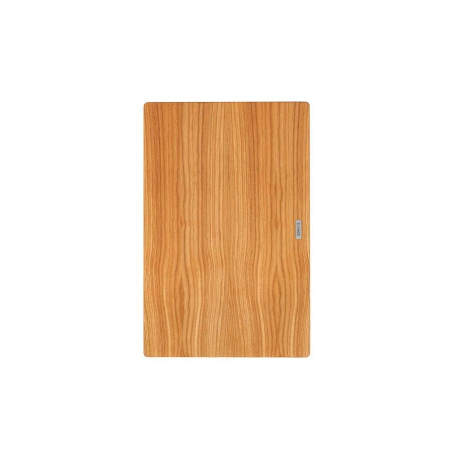 BLANCO 17.43-in L x 11.375-in W Wood Cutting Board