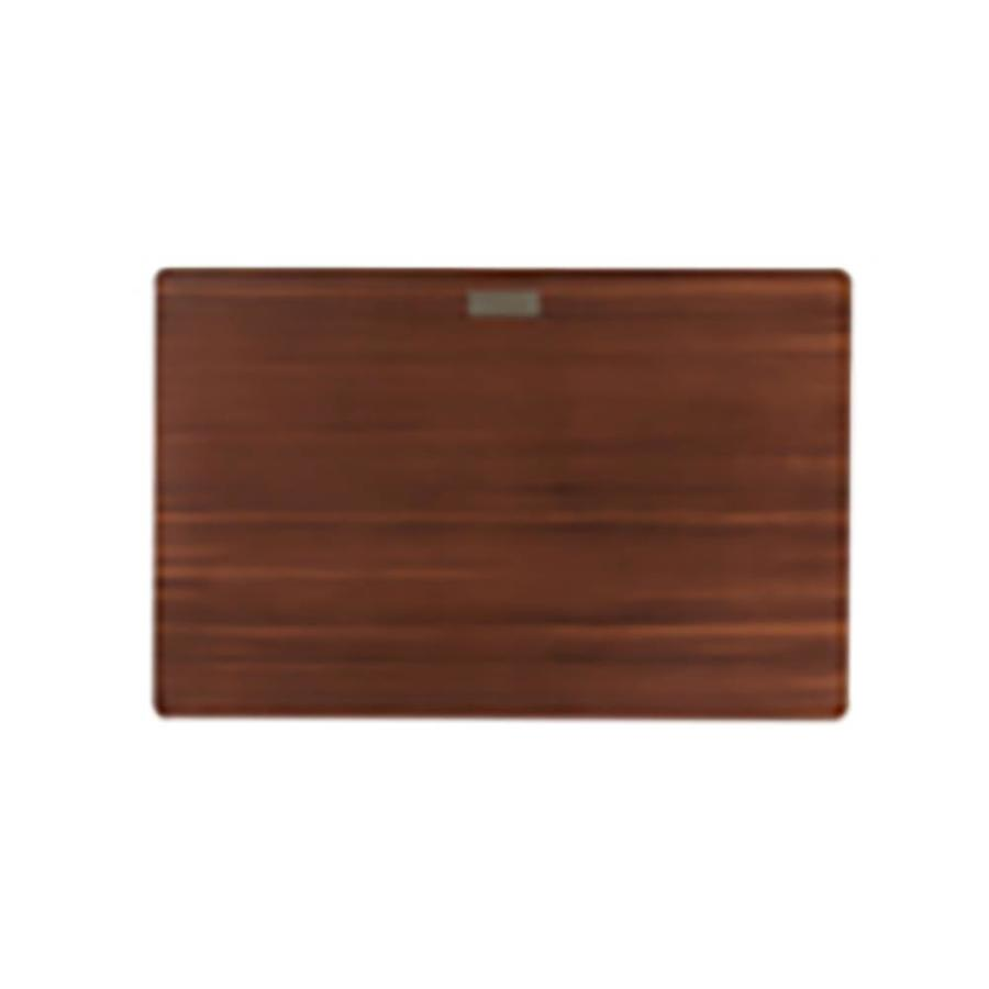 BLANCO 17.87-in L x 11.75-in W Wood Cutting Board