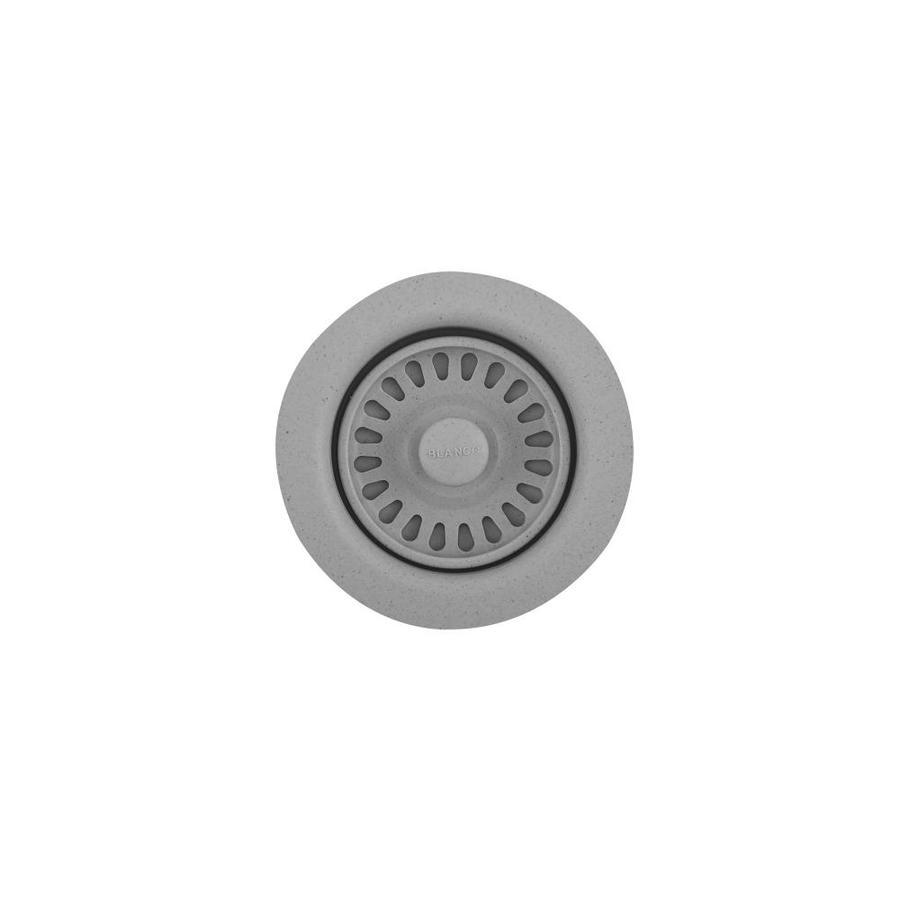 Blanco 3 5 In Metallic Gray Gray Plastic Fixed Post