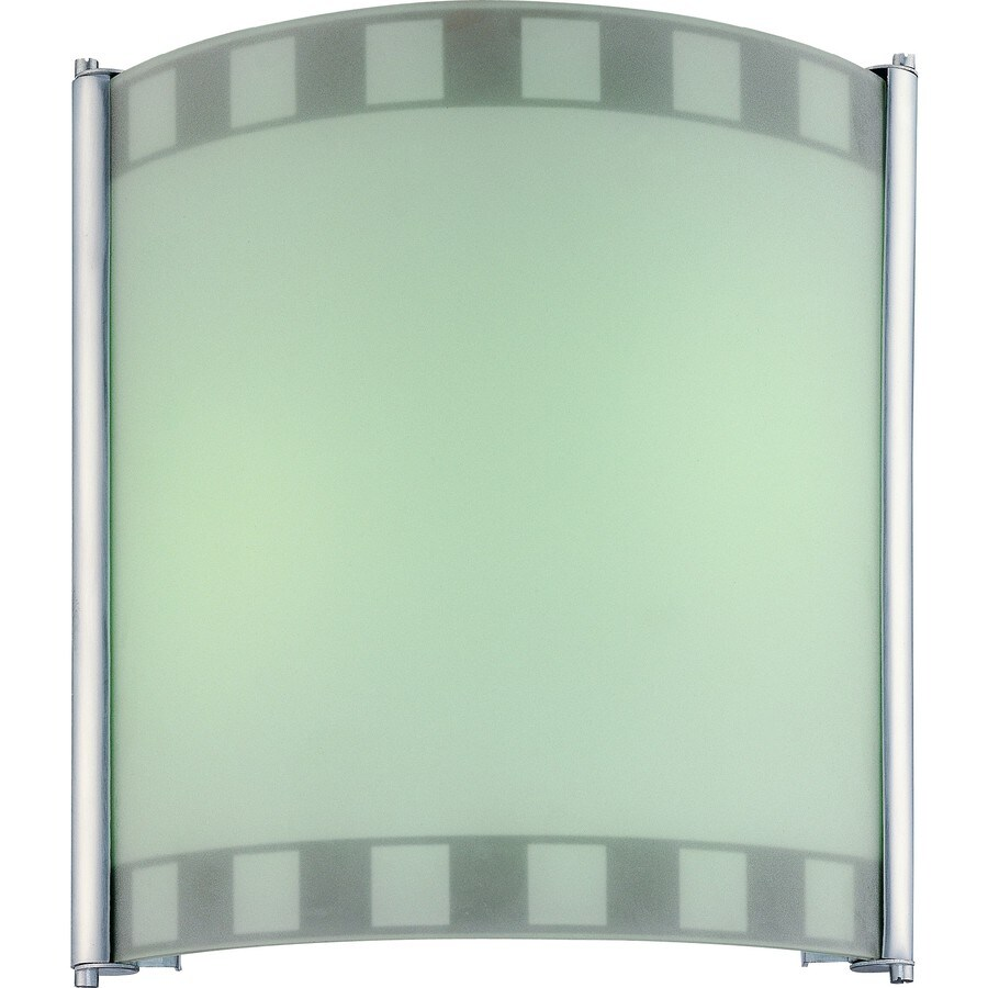 Callis 11-in W 2-Light Silver Grey Directional Wall Sconce