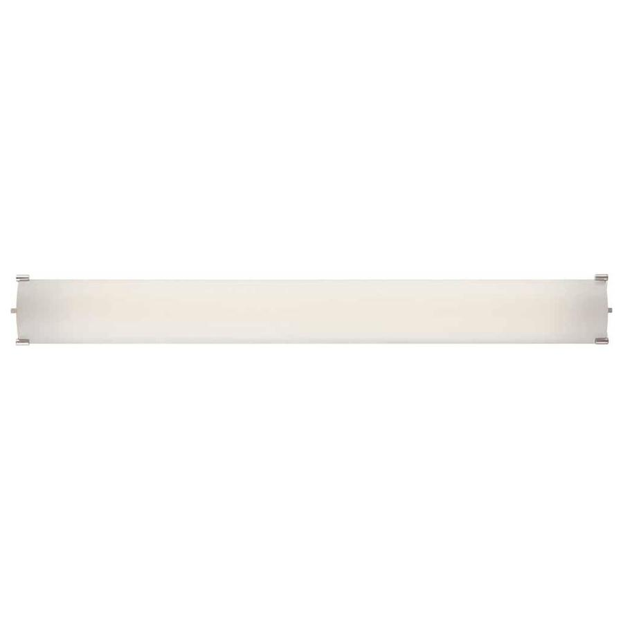 Thayne 2-Light 3-in Brushed Nickel Vanity Light
