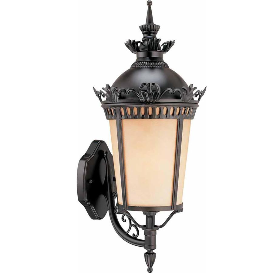 Ashford 22-in H Foundry Bronze Outdoor Wall Light