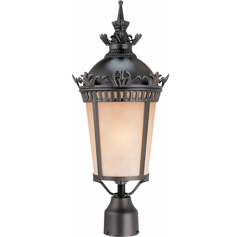 Ashford 22-in H Foundry Bronze Post Light