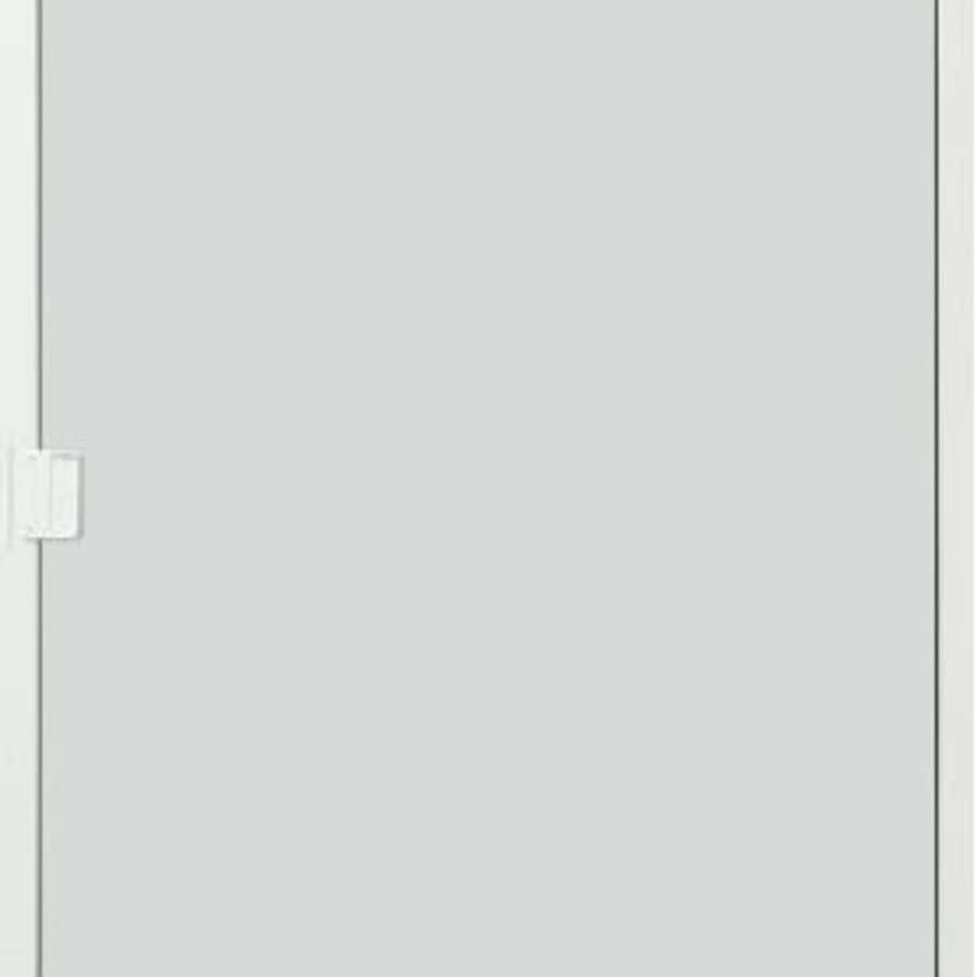 Attirant ThermaStar By Pella White Vinyl Sliding Patio Door