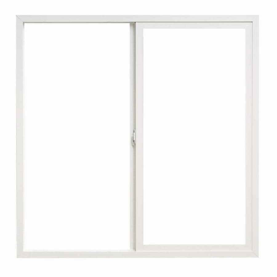 ThermaStar by Pella Sliding Window (Rough Opening: 48-in x 24-in; Actual: 47-in x 23-in)