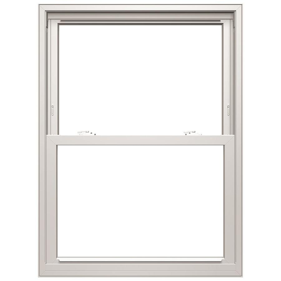 Pella 250 Series Vinyl Double Pane Annealed Replacement Double Hung Window (Rough Opening: 31.75-in x 45.75-in; Actual: 31.5-in x 45.5-in)