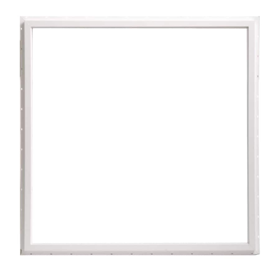 ThermaStar by Pella Square New Construction Window (Rough Opening: 48-in x 48-in; Actual: 47.5-in x 47.5-in)