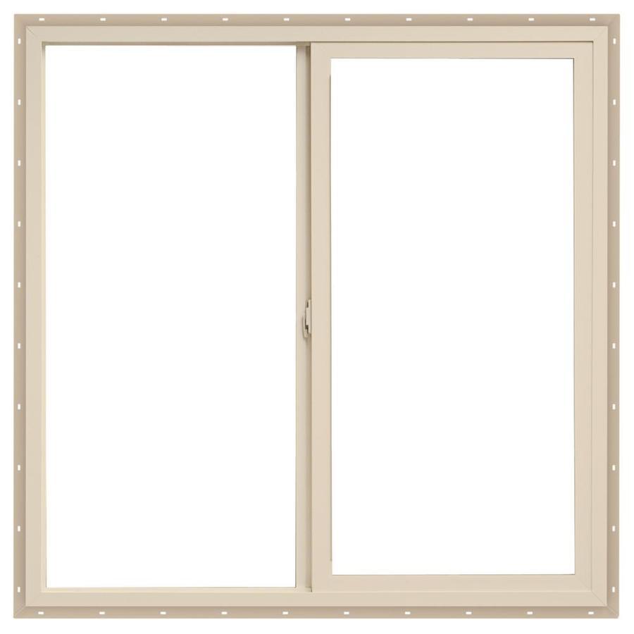 Thermastar by pella left operable vinyl new construction - 32x80 exterior door rough opening ...