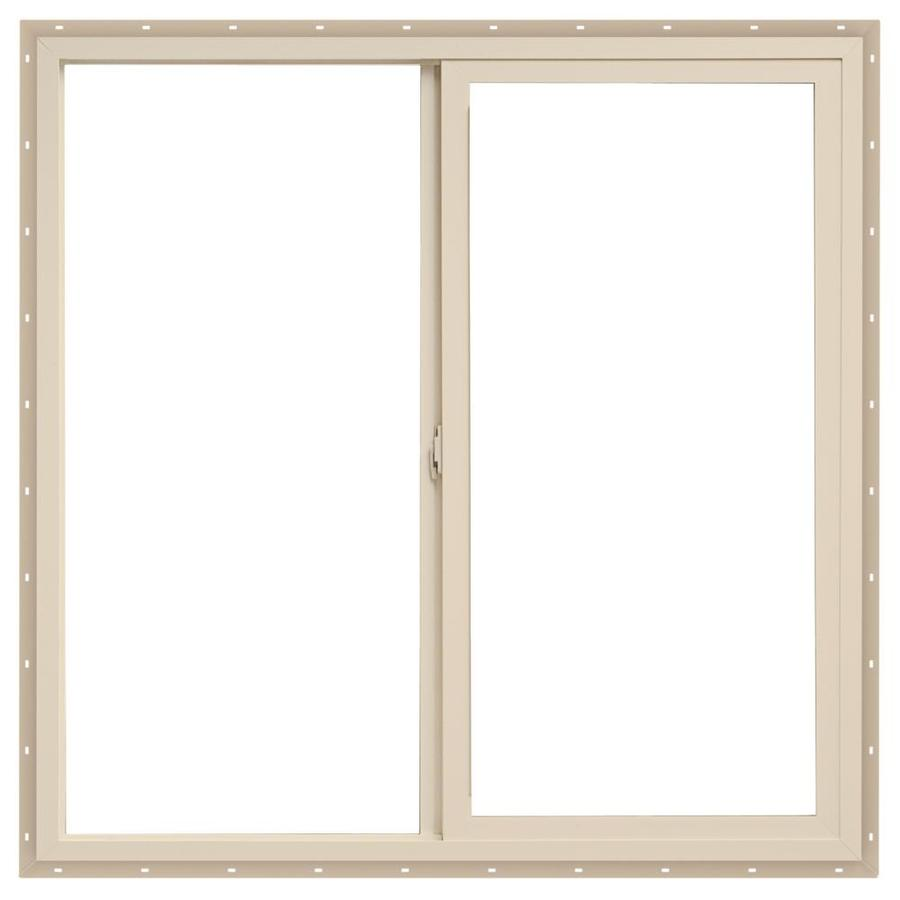 Shop thermastar by pella left operable vinyl double pane for 12x48 window