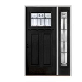 Black Entry Doors At Lowes