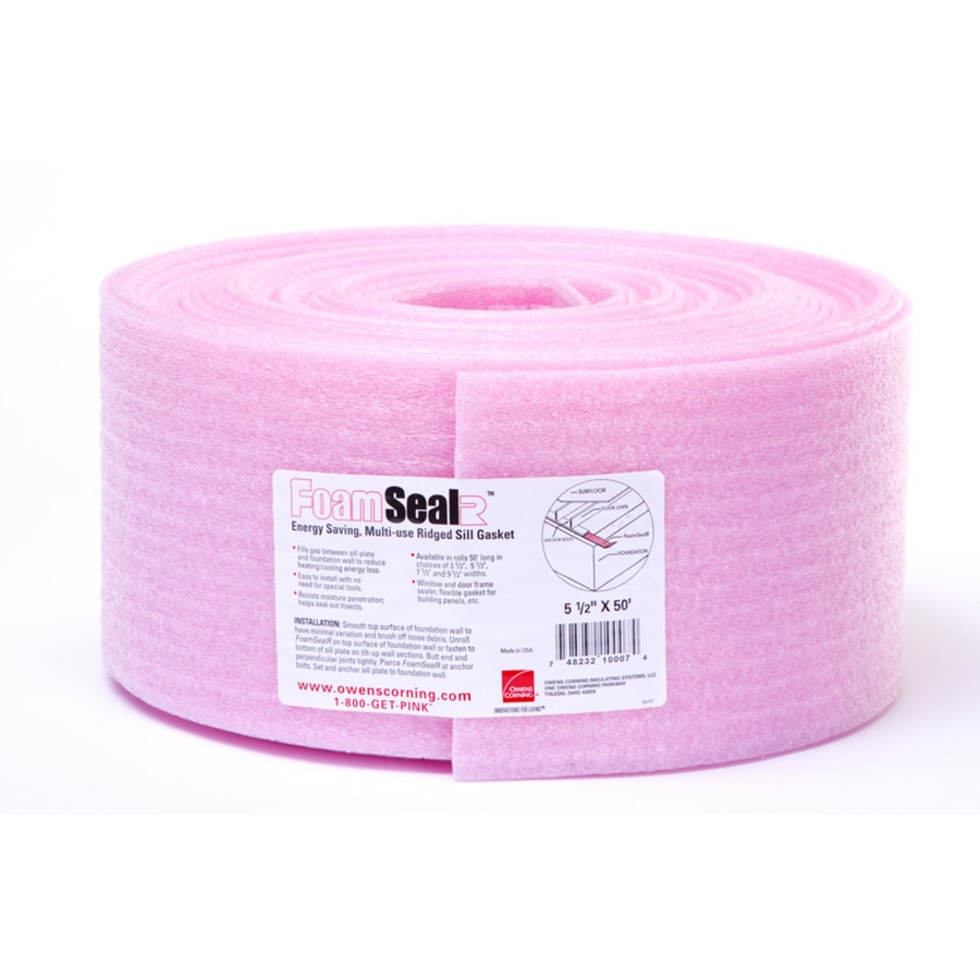 Owens Corning Roll Insulation (5.5-in W x 50-ft L)