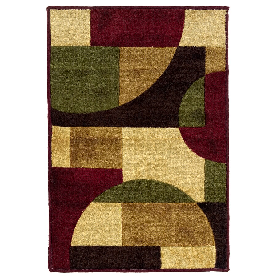 Oriental Weavers of America Hennessy Rectangular Indoor Tufted Kids Throw Rug