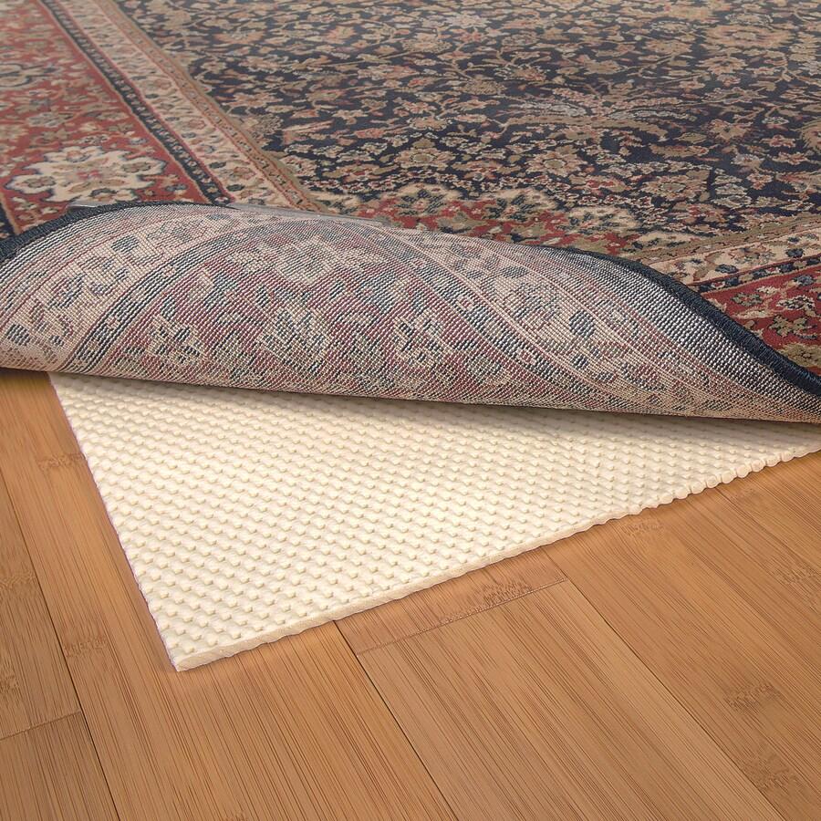 Oriental Weavers Of America Rug Pad Common 5 X 8 Actual 4 83