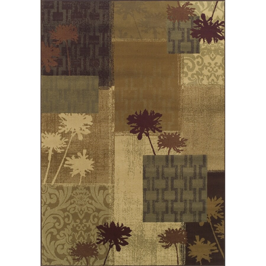 Oriental Weavers of America 5-ft 3-in x 7-ft 6-in Windemere Area Rug