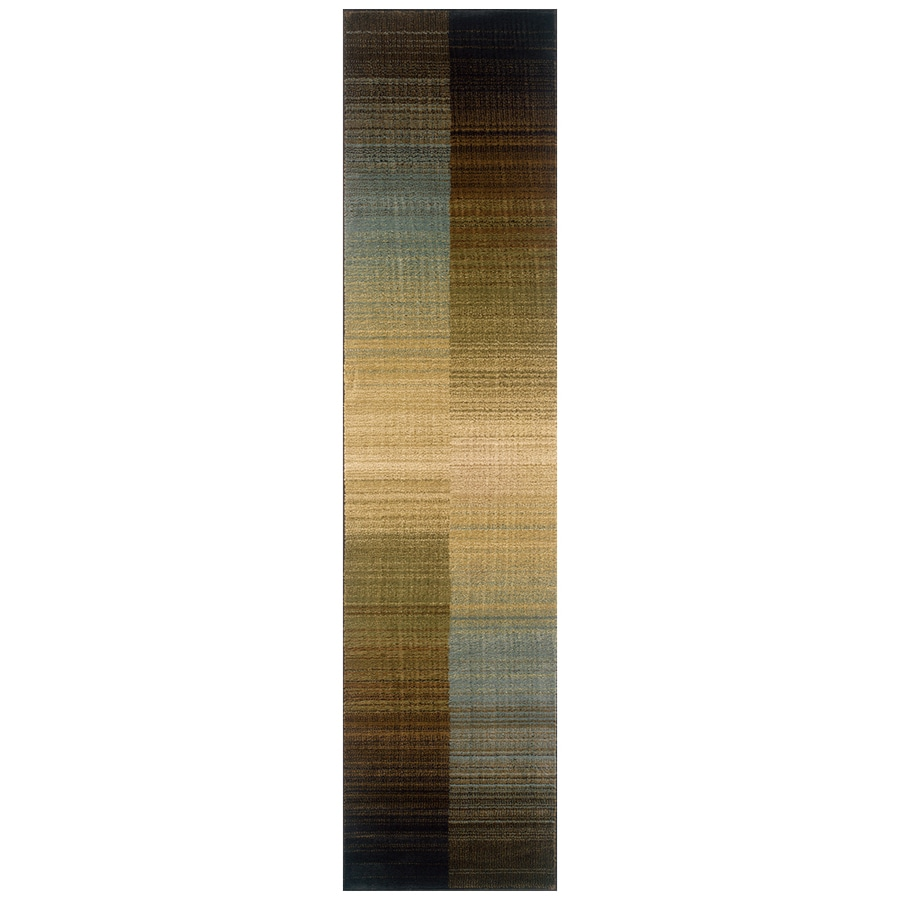 Sedia Home Zillah Multicolor Rectangular Indoor Woven Runner (Common: 2 x 8; Actual: 22-in W x 90-in L)
