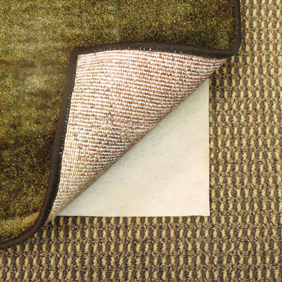 Style Selections 8'W x 10'L Carpet Rug Pad