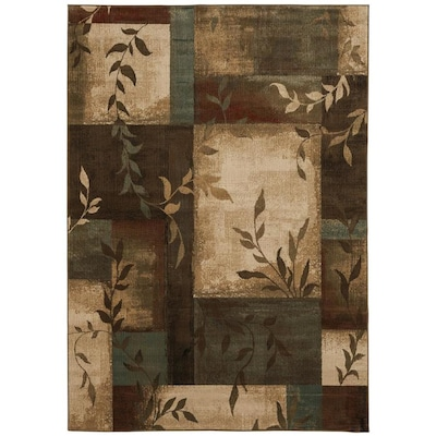 Harper Multicolor Indoor Farmhouse Cottage Area Rug Common 8 X 11 Actual 7 67 Ft W 10 83 L