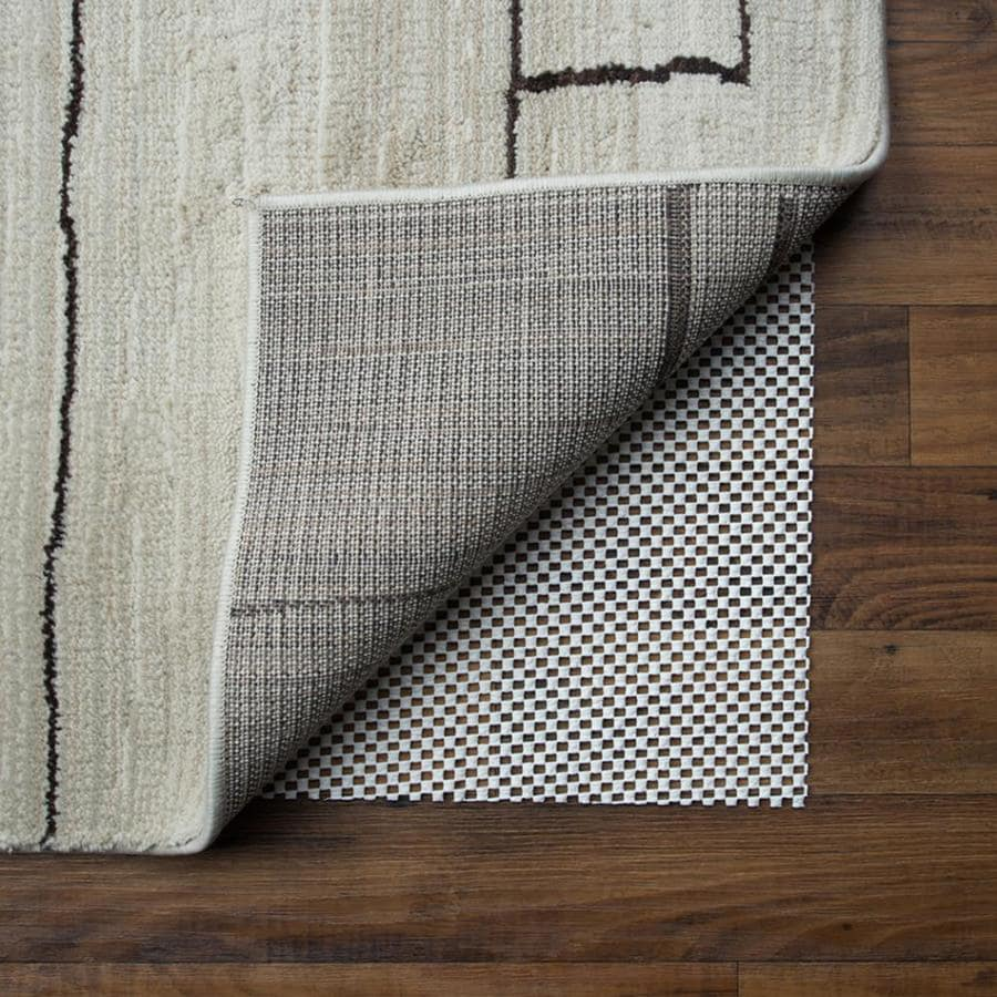 Style Selections 56-in x 84.6-in Rug Pad
