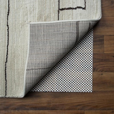 Style Selections Rug Pad Common 5 X 7 Actual W 05 Ft