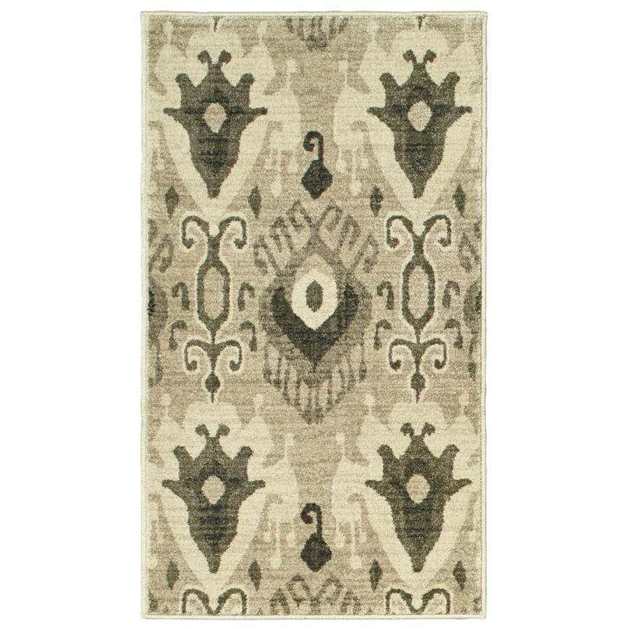 Oriental Weavers Of America Bancroft Ivory Indoor Throw