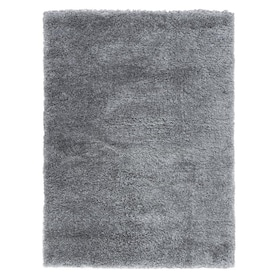 Garland Plush Remnant 6 X 8 Earthtone Indoor Solid Area Rug In The Rugs Department At Lowes Com
