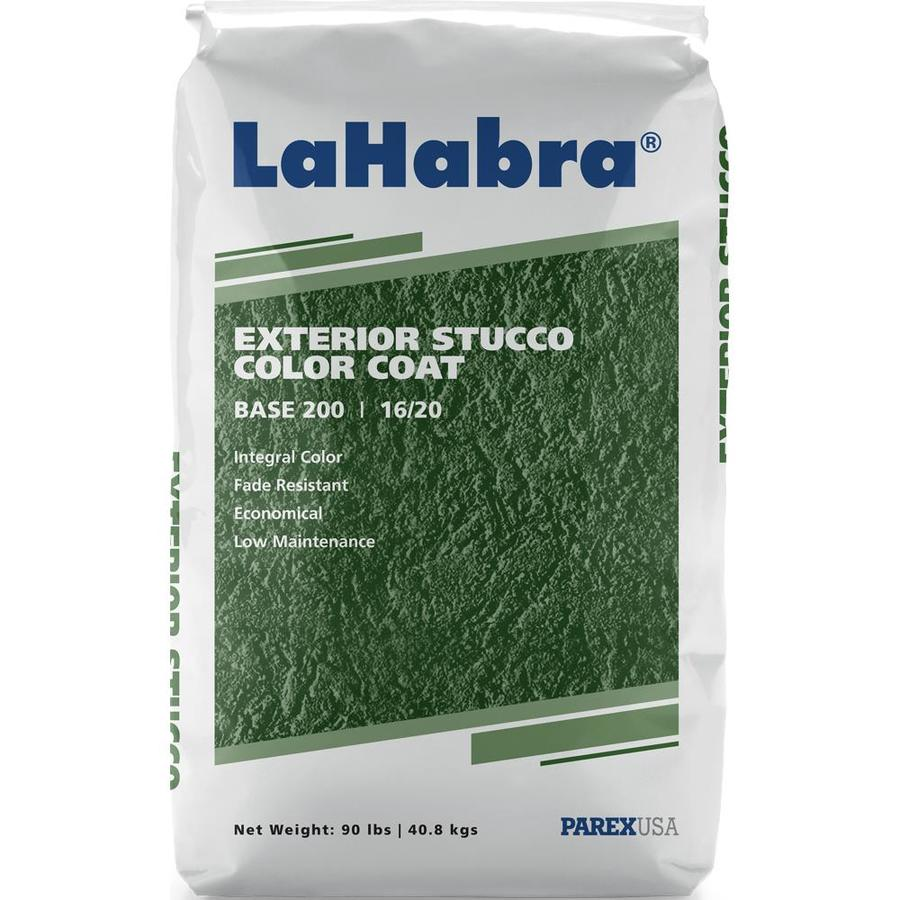 LaHabra 90-lb Off-White Stucco Color Mix