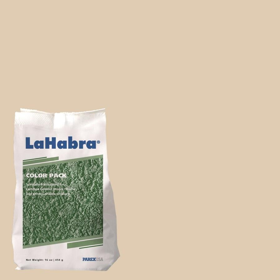 LaHabra 1-lb Brown Stucco Color Mix