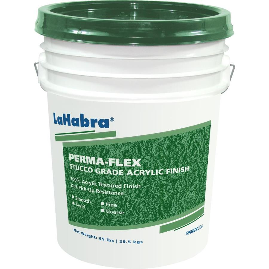LaHabra 65-lb Premixed Finish Coat Stucco Mix