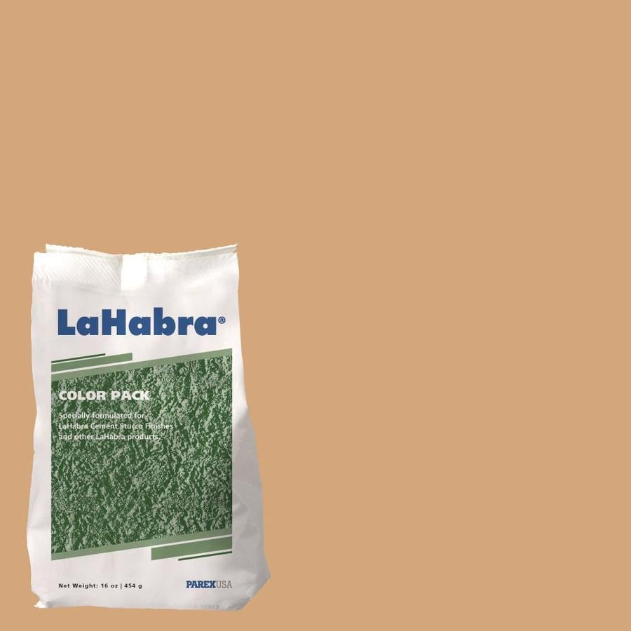 LaHabra Lifestyle 2-lb Red Stucco Color Mix