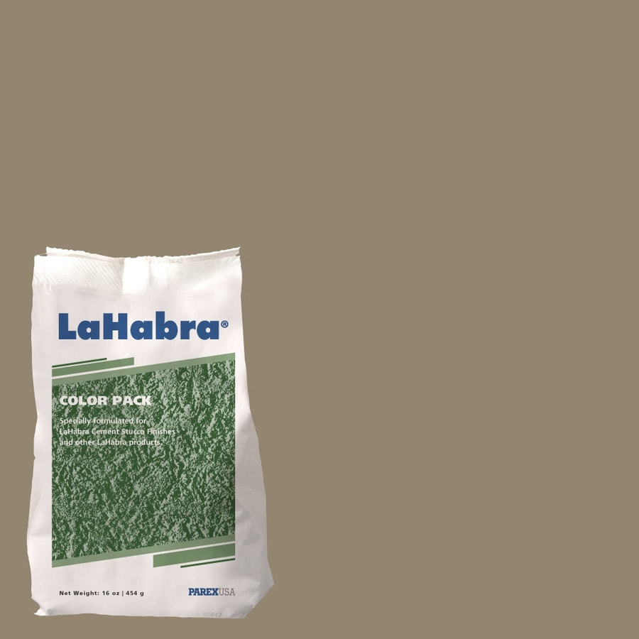 LaHabra 2-lb Stucco Color Mix