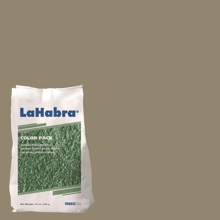 LaHabra Lifestyle 2-lb Gray Stucco Color Mix
