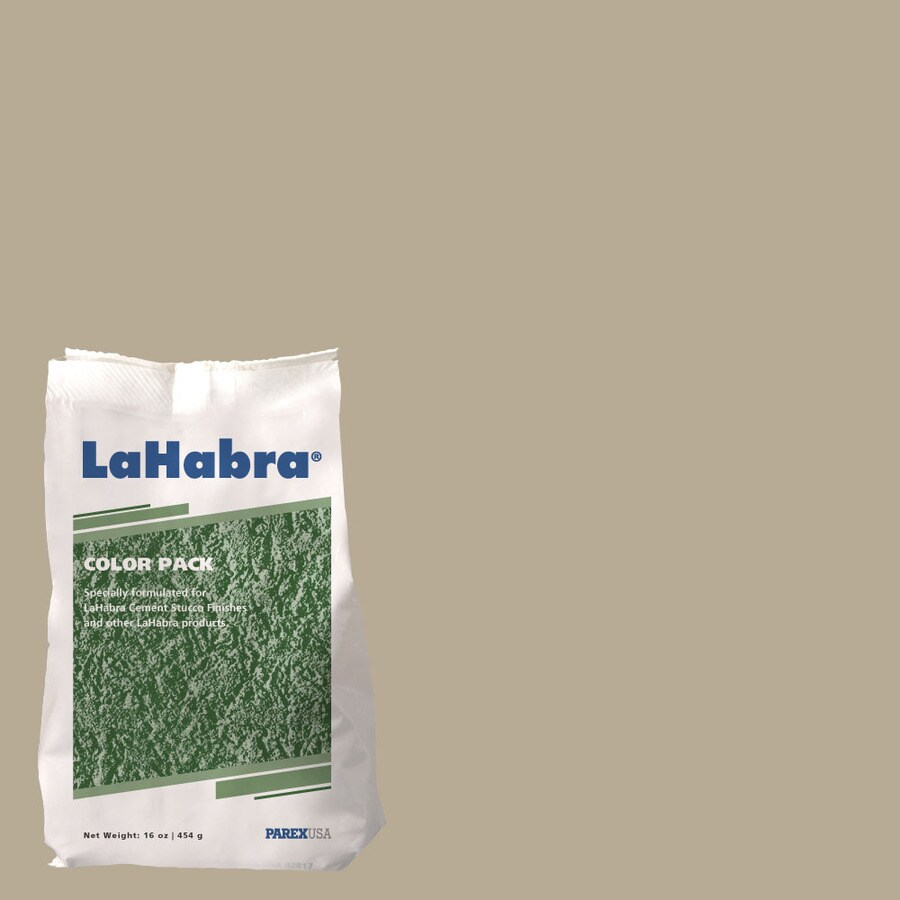 LaHabra Lifestyle 2-lb Gray Stucco Color Mix
