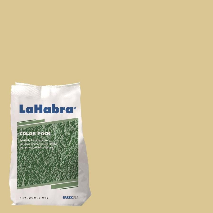 LaHabra Lifestyle 2-lb Green Stucco Color Mix