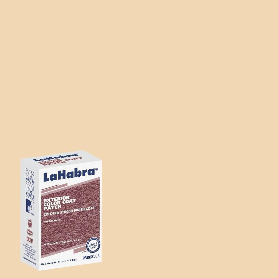 LaHabra 9-lb Red Stucco Color Mix